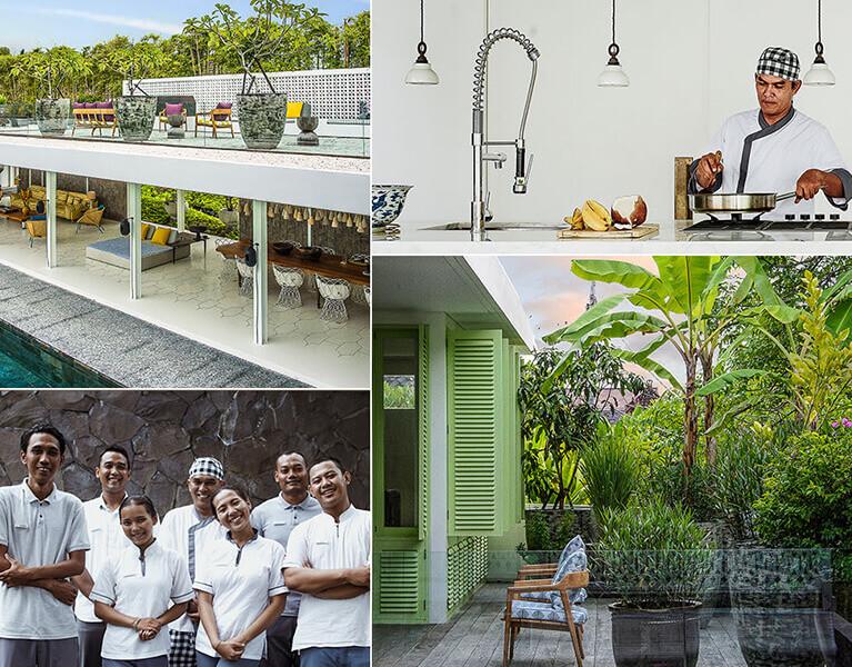 Villa 1880 Seminyak 5 Bedroom Luxury Villa Bali
